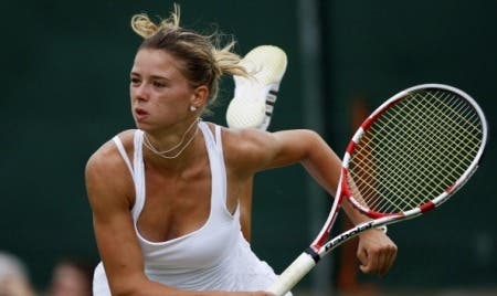 Camila Giorgi (Photo by Dan Istitene/Getty Images)