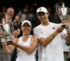 Mike Bryan e Lisa Raymond (Getty Images Europe Julian Finney)