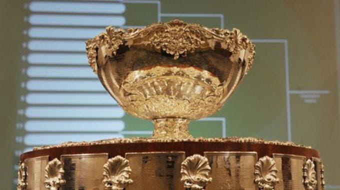 La Coppa Davis (foto Paul Zimmer)