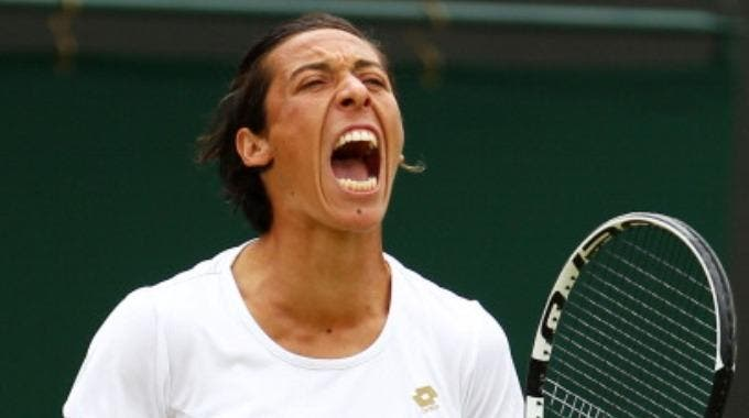 Francesca Schiavone (Photo by Clive Brunskill/Getty Images)