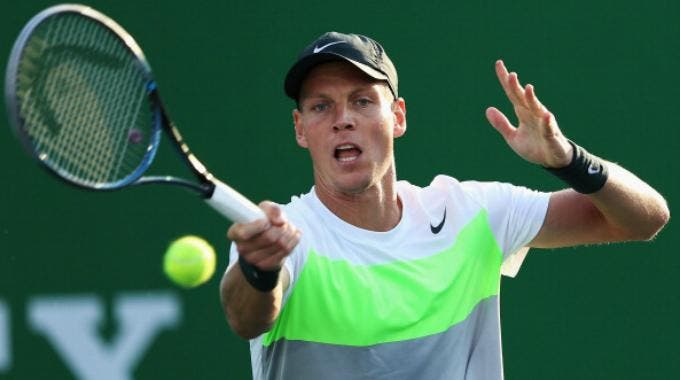 Masters 1000 Shanghai, Tomas Berdych (Getty Images AsiaPac Lintao Zhang)