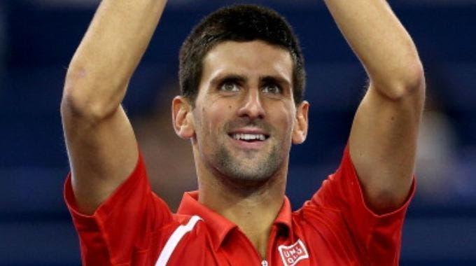 Novak Djokovic (Photo by Matthew Stockman/Getty Images)