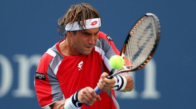 David Ferrer (Photo by Clive Brunskill/Getty Images)