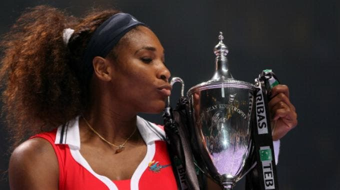 Wta Championships: Serena Williams (Getty Images Europe Julian Finney)