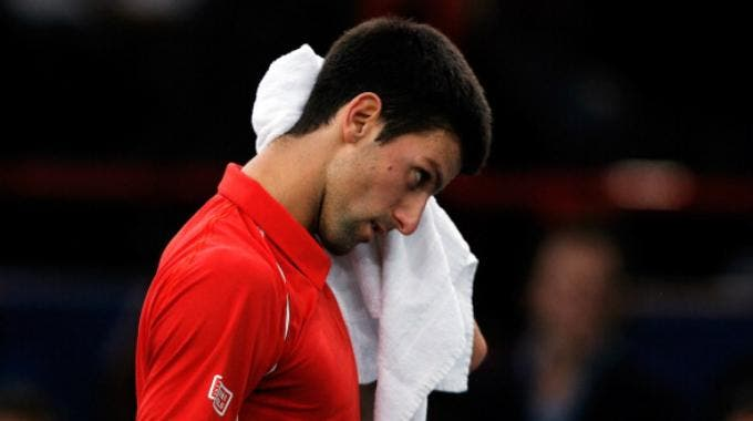 Masters 1000 Bercy, Novak Djokovic (Getty Images Europe Dean Mouhtaropoulos)