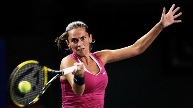 Roberta Vinci (Photo by Adam Pretty/Getty Images)