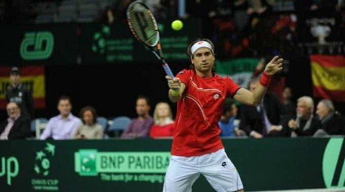 Coppa Davis, David Ferrer