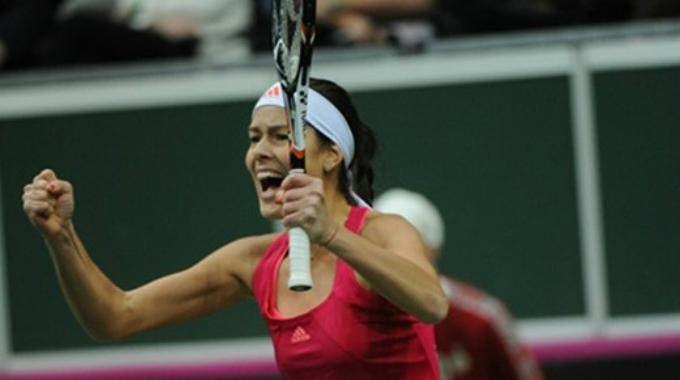 Fed Cup: Ana Ivanovic