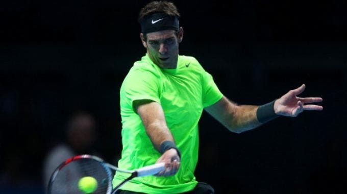 Juan Martin Del Potro (Photo by Julian Finney/Getty Images)