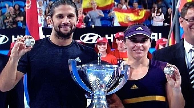 Verdasco e Medina Garrigues vincitori della Hopman Cup 2013