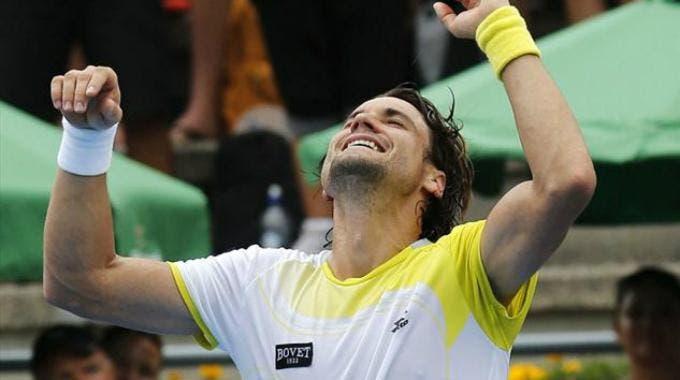 ATP Auckland, David Ferrer