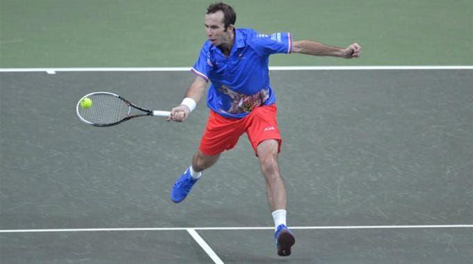 Coppa Davis, finale: Radek Stepanek