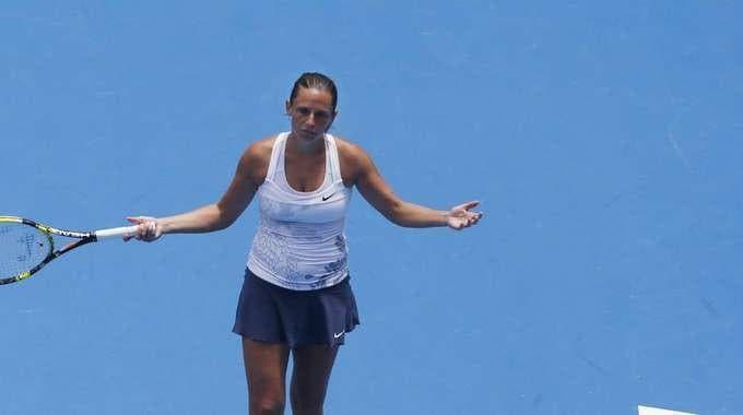 Australian Open 2013, Roberta Vinci