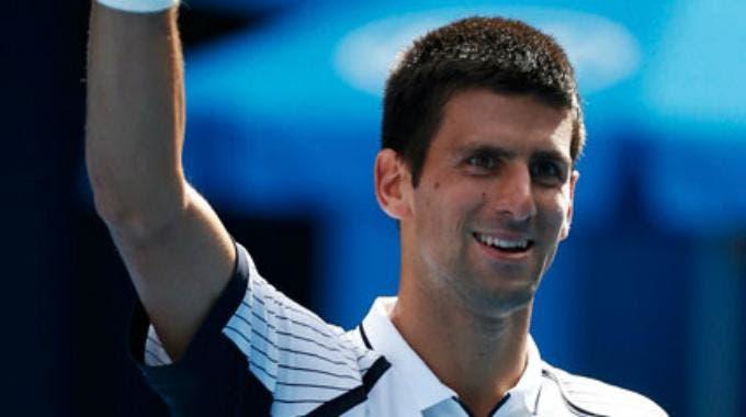 Australian Open 2013, Novak Djokovic