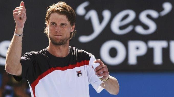 Australian Open. Andreas Seppi