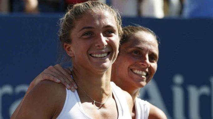 Australian Open 2013, Sara Errani e Roberta Vinci