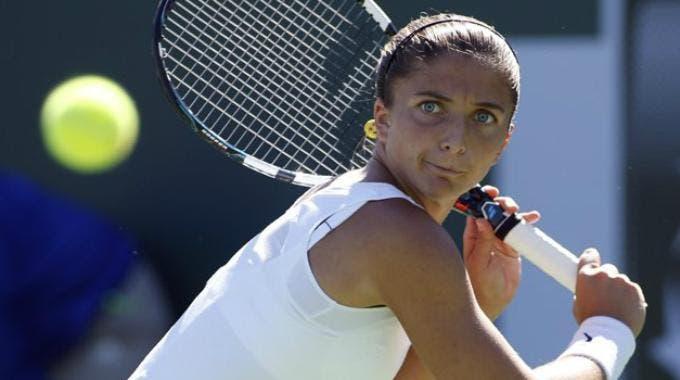 WTA Indian Wells, Sara Errani