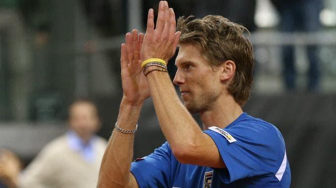 Coppa Davis, Andreas Seppi