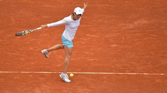 Roland Garros 2013 - Francesca Schiavone