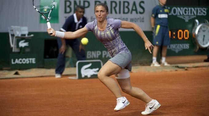 Roland Garros 2013, Sara Errani