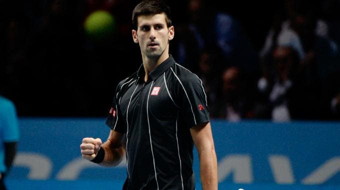 ATP World Tour Finals, Novak Djokovic (Roberto Zanettin)