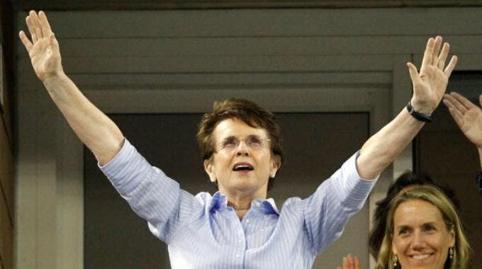 Billie Jean King e il gelo olimpico - Ubi Tennis