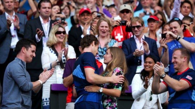 Andy Murray e Kim Sears genitori per la seconda volta