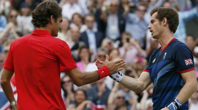 Esibizione Federer-Murray, ore 20:30 su Eurosport