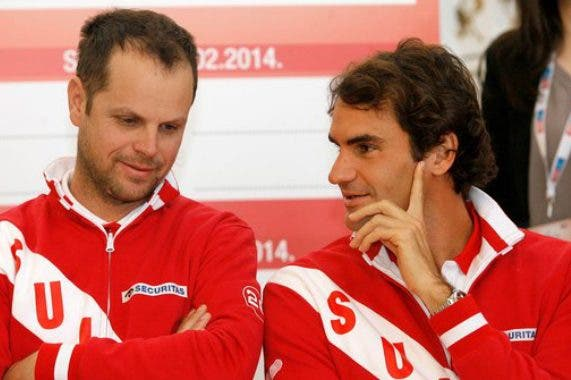 Severin Lüthi, un coach da Oscar per il tennista dei record