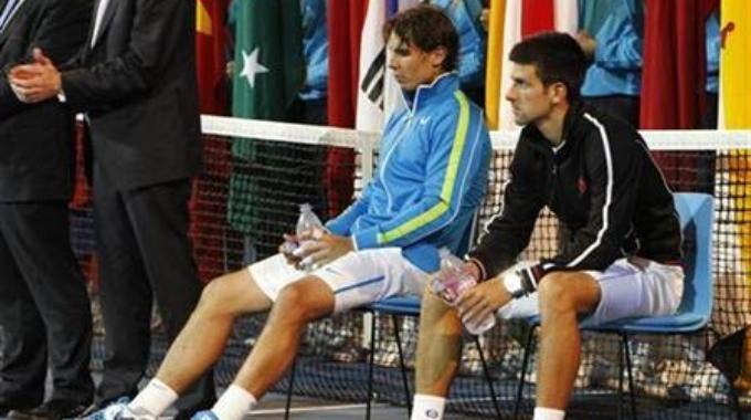 Djokovic e Nadal scherzano su Instagram, tra ricordi e sfide impossibili