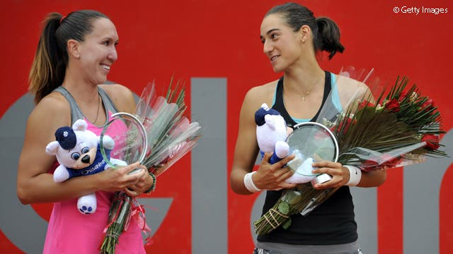 Wta Bogota: Garcia trionfa in singolo e in doppio.