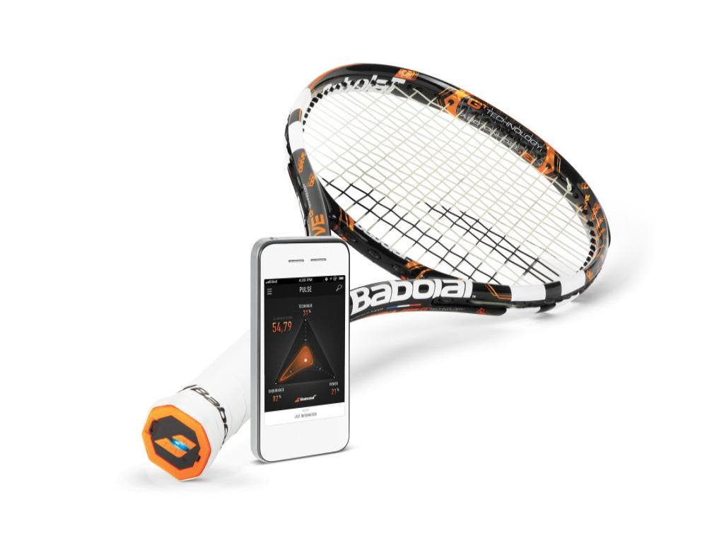 La Babolat Play Connected