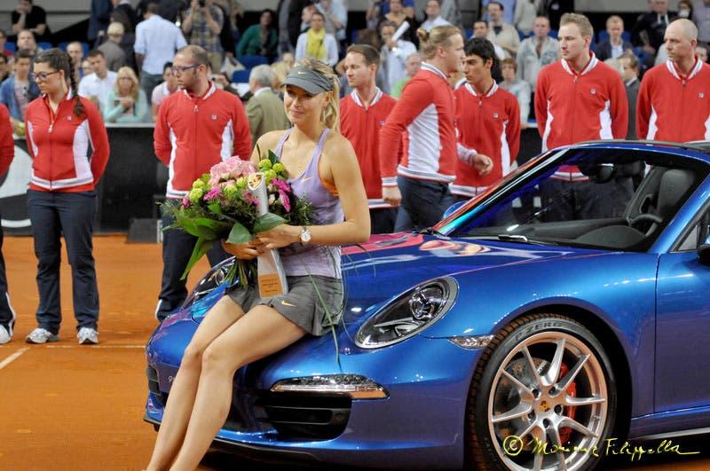 Ufficiale: Maria Sharapova tornerà nel WTA di Stoccarda