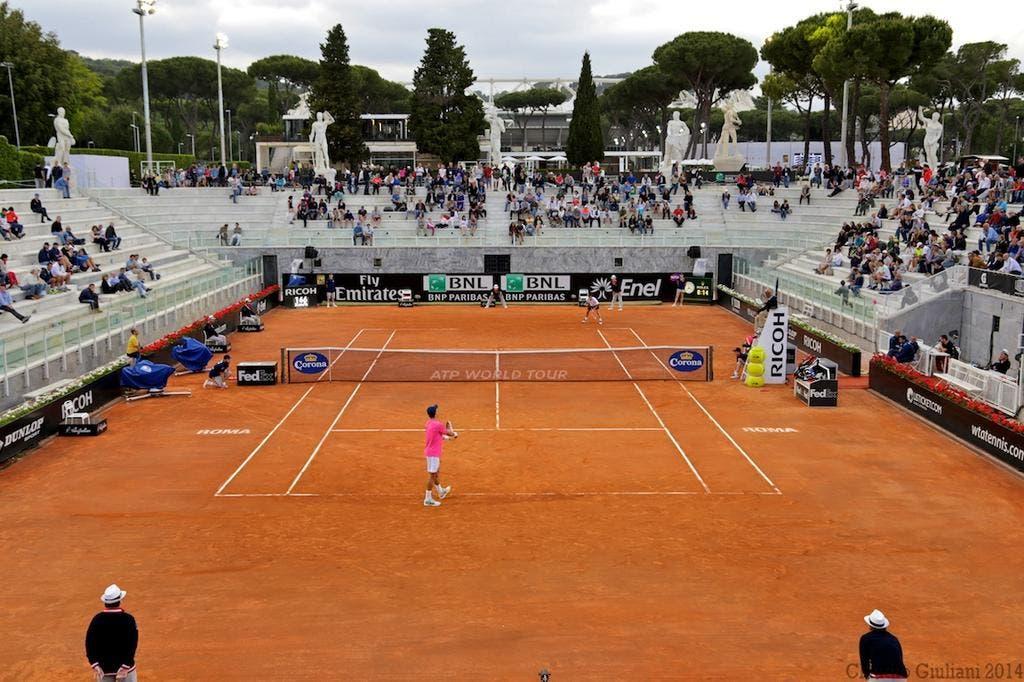 Roma, stadio Pietrangeli: Cipolla perde da Santiago Giraldo