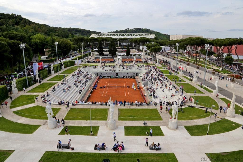 Campi Da Tennis Roma.Lo Stadio Pietrangeli Il Campo Che Assurse A Mito Dove Tutti