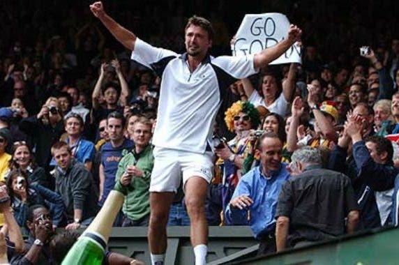 Ritratti: Ivanisevic, l'uomo che fermò il mondo del tennis