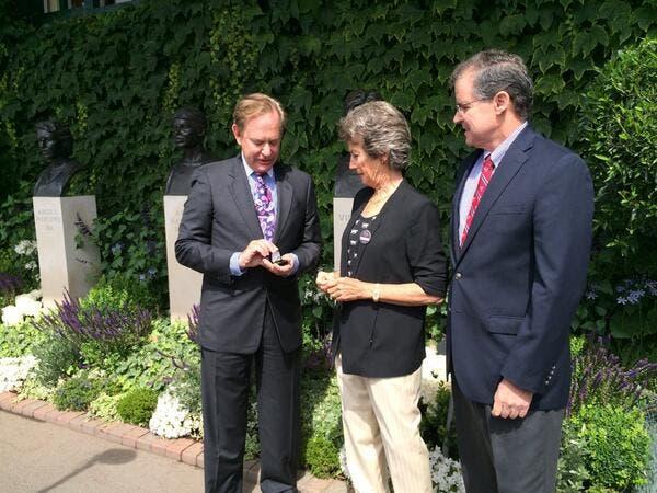 Virginia Wade Hall Of Fame