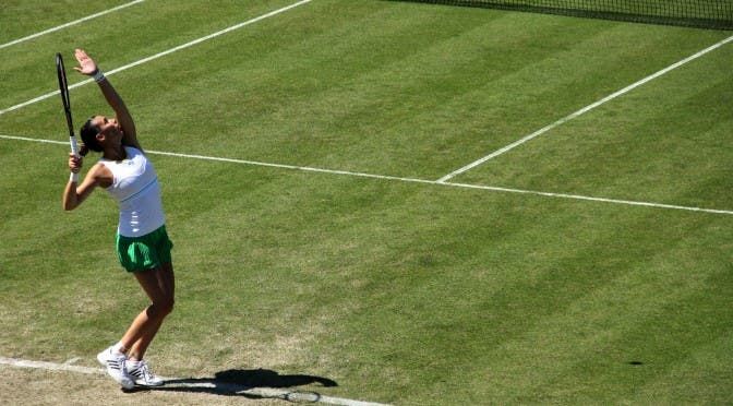 WTA Eastbourne, Flavia Pennetta