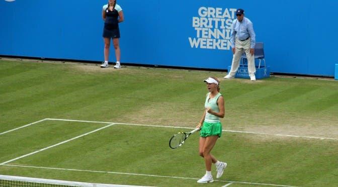 WTA Eastbourne, Caroline Wozniacki