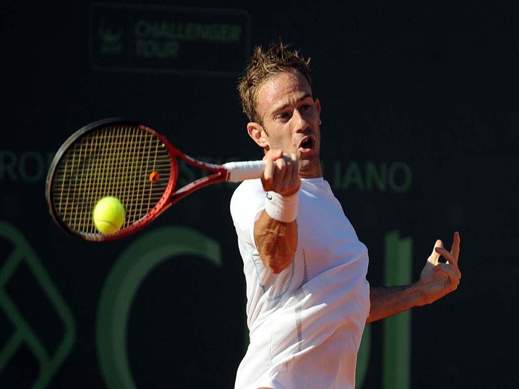 Filippo Volandri, Aspria Tennis Cup Milano (foto by Francesco Panunzio)
