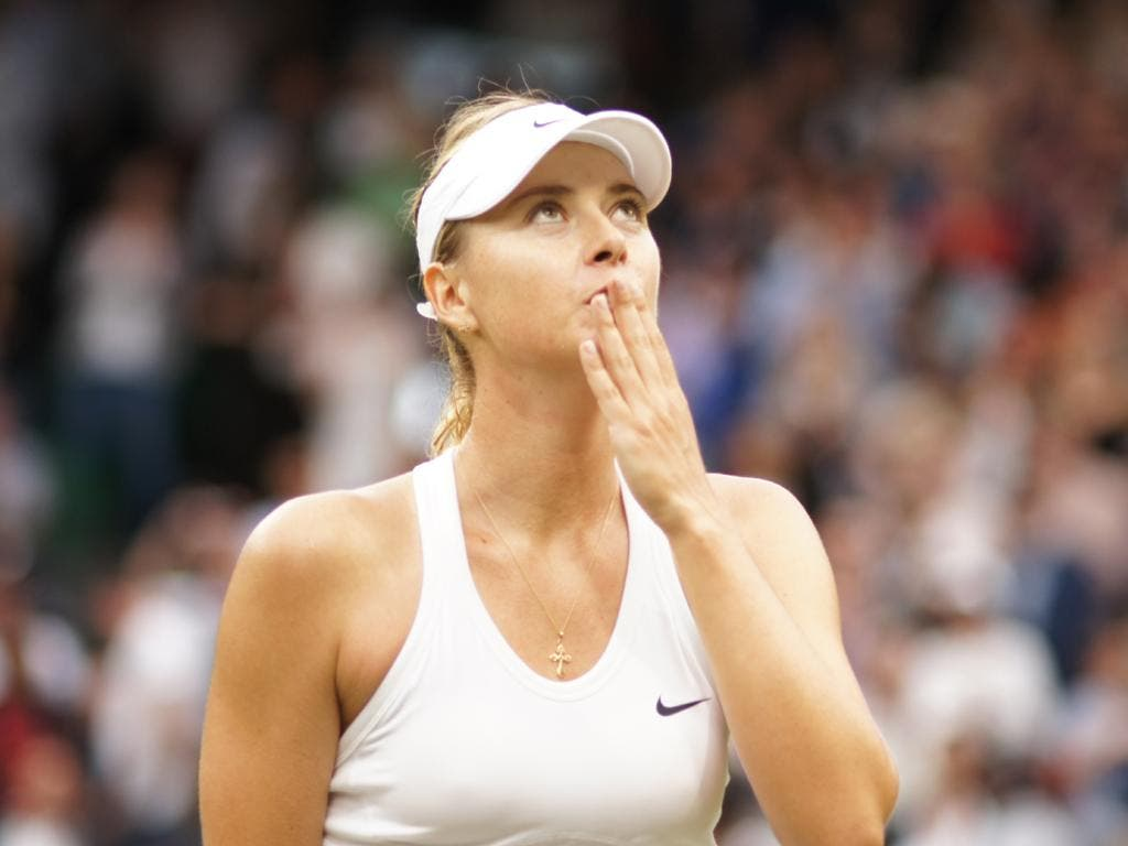 WTA Montreal: Sharapova, Kvitova e Jankovic eliminate
