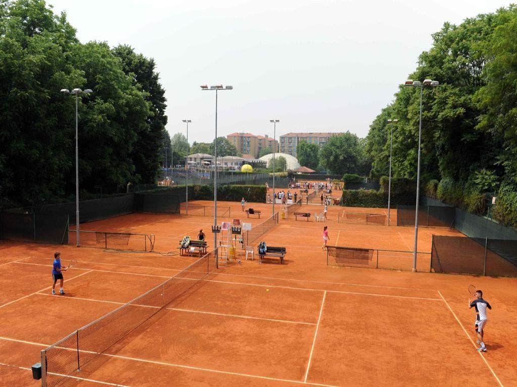 I campi del torneo Avvenire (Foto Francesco Panunzio)