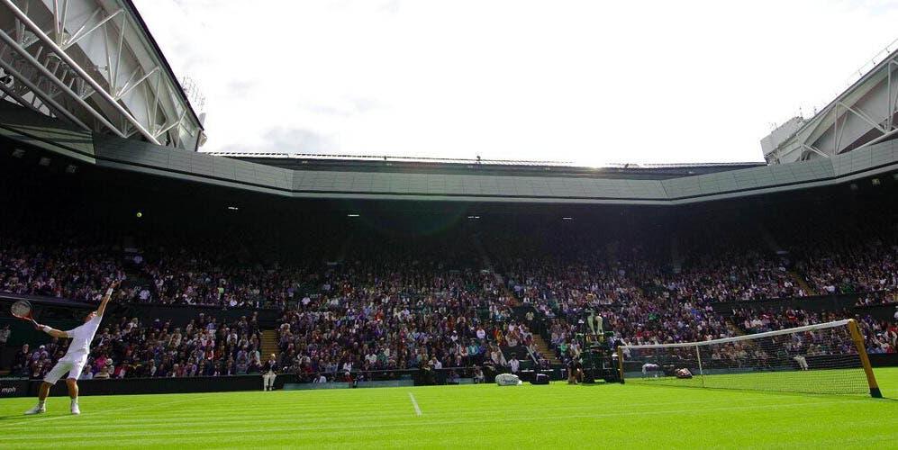 Wimbledon sorteggio: Djokovic con Murray e Federer con Nadal