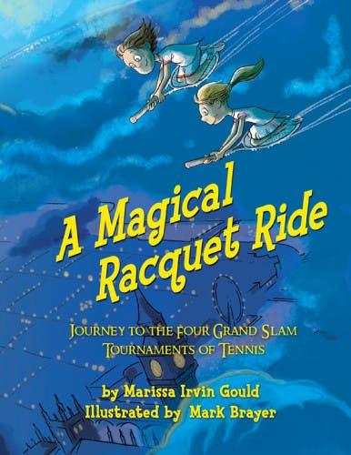A magical racquet ride