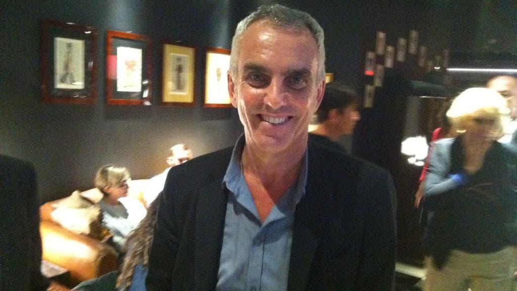 Federico Buffa alla presentazione del libro su Sara Errani