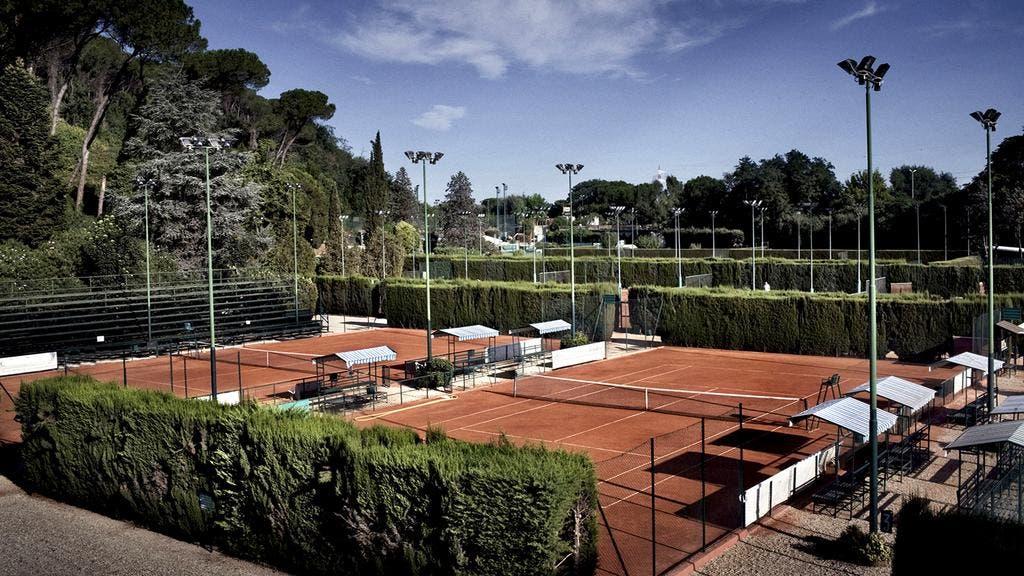 TENNIS CLUB PARIOLI, ROMA