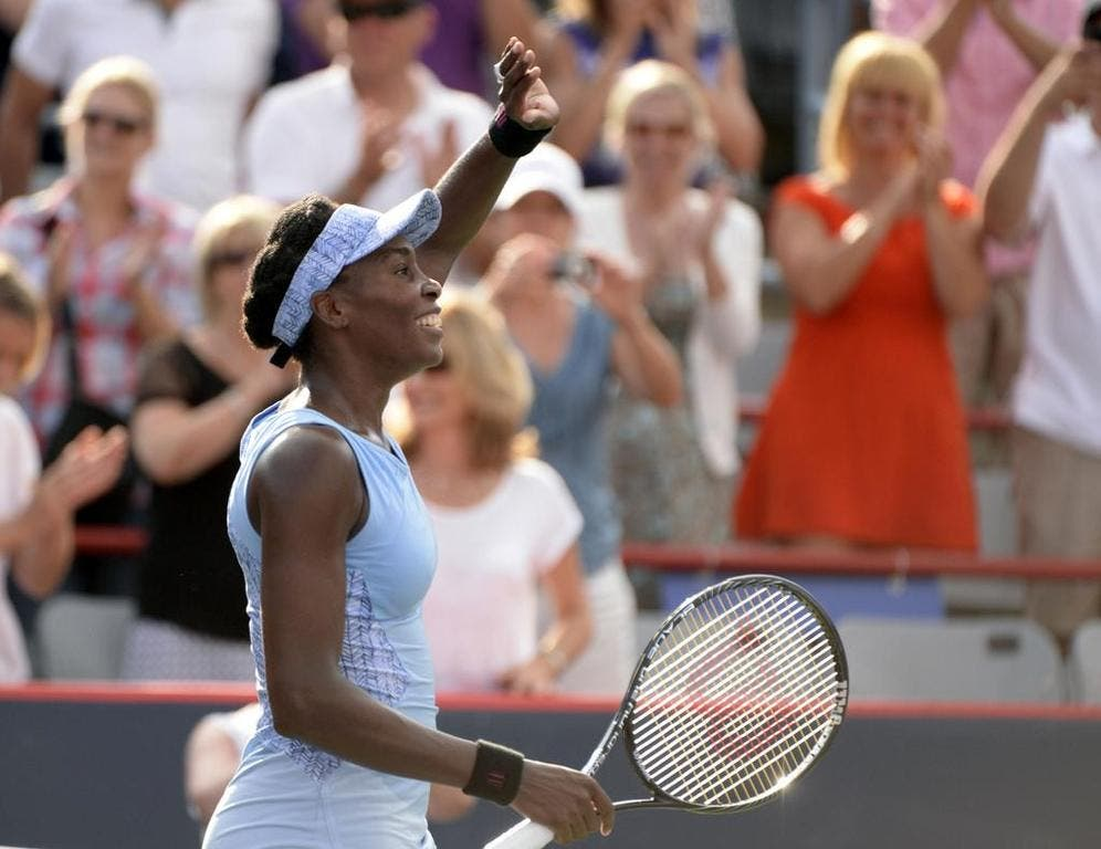 Gli highlight del derby tra le sorelle Williams a Montreal