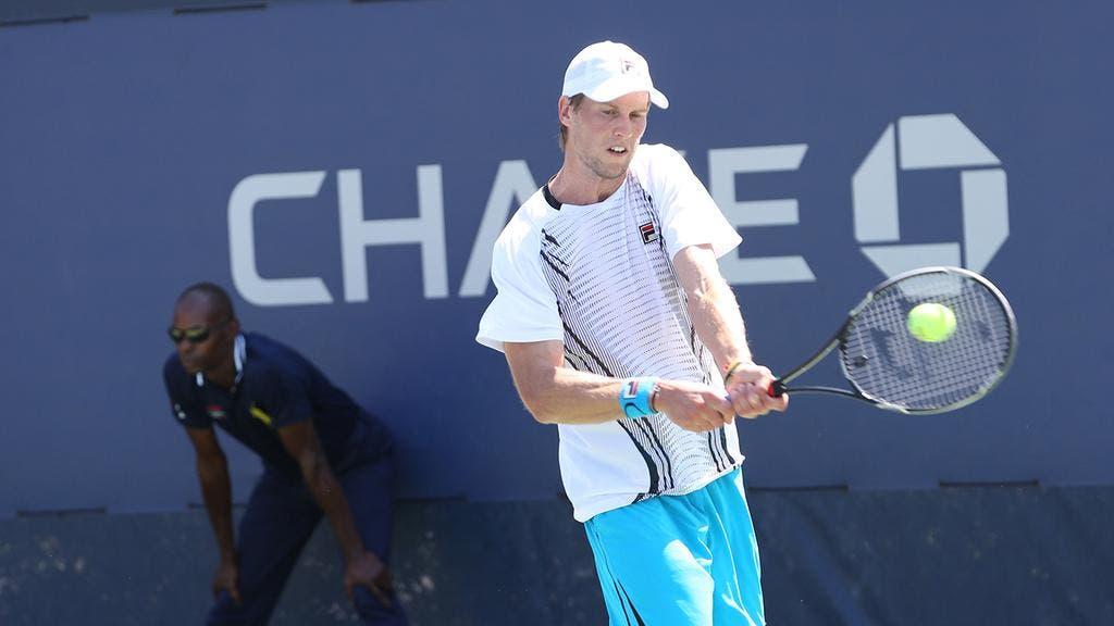 Andreas Seppi, US Open 2014 (foto LUIGI SERRA)