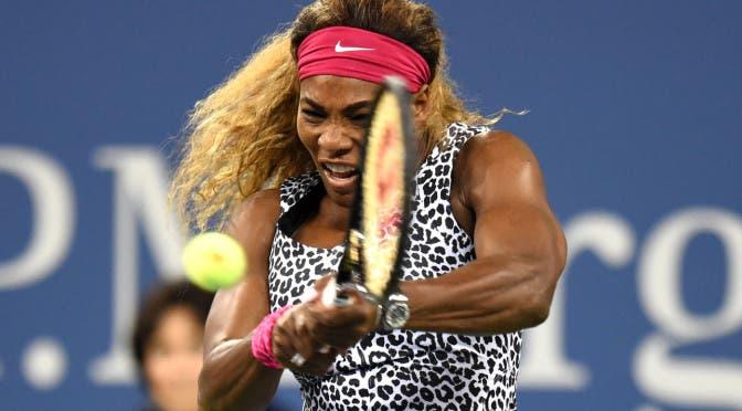 Us Open 2014, Serena Williams
