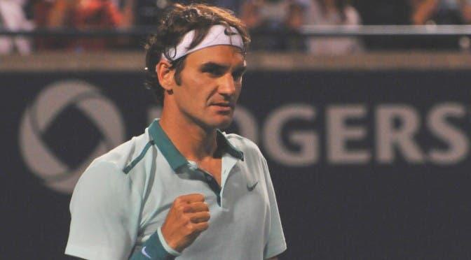 Federer - foto di Francesca Sarzetto